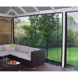 Insect Barrier Blind / Patio Blind / Pergola Blind